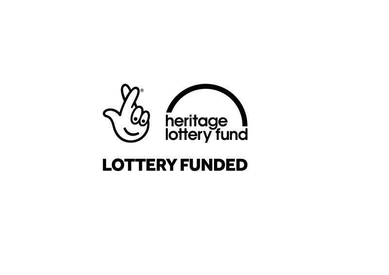 Image result for supported by the heritage lottery fund