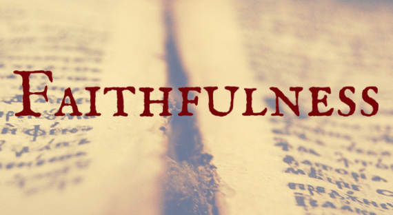 "Faithfulness"" is not a good translation of pistis (Titus 2:10)"