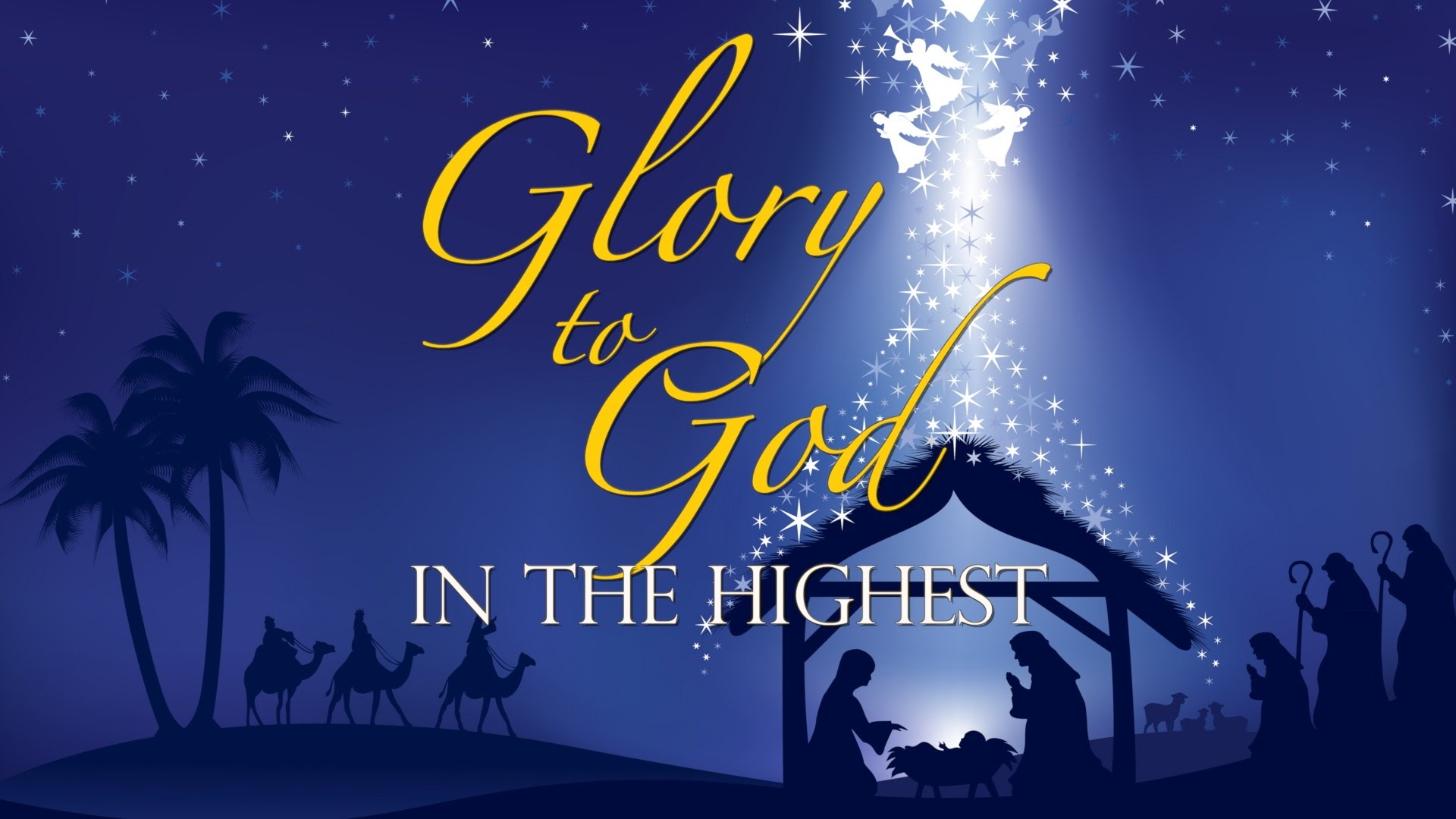 It is to Glorify God in the Highest | The Glory of His Grace