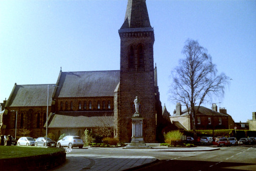 Church and Road Junction