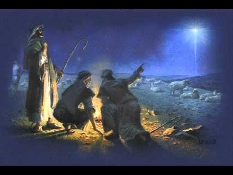 While Shepherds Watched Their Flocks By Night - Away In A Manger - The  Gunter Kallman Choir - YouTube