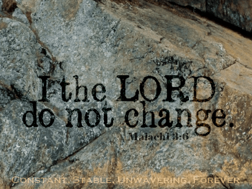 God's Character Never Changes | Author Jodi Woody
