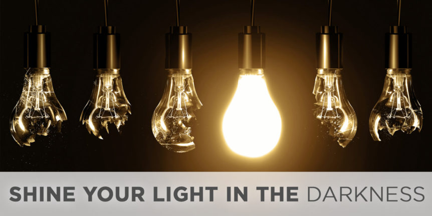 Shine Your Light in the Darkness | Tony Evans