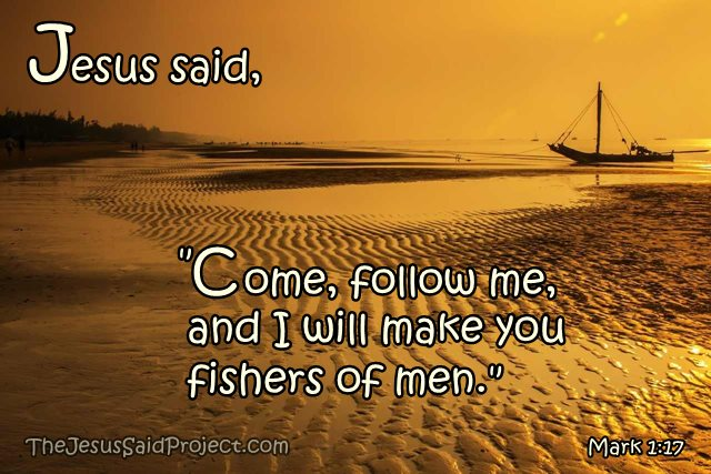 The Jesus Said Project – A Disciple's Guide to Jesus' Teachings – Jesus  Said Make Disciples