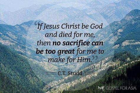 29 C.T. Studd ideas | christian quotes, missionary quotes, words
