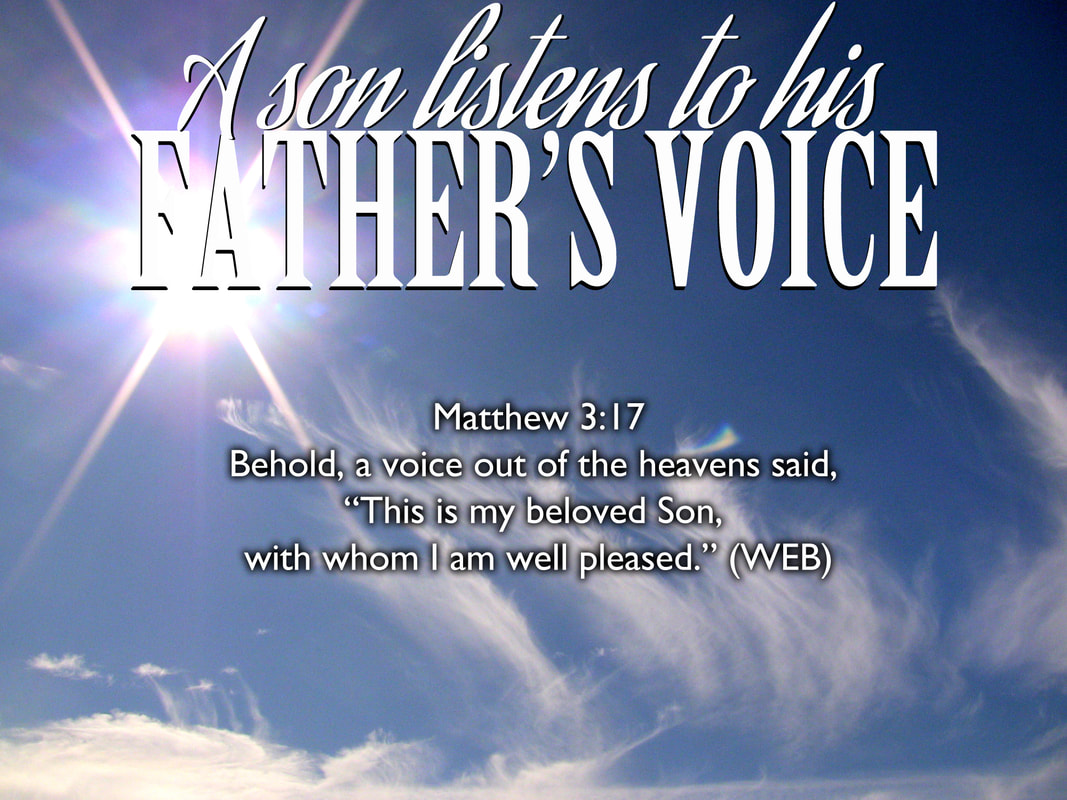 A SON LISTENS TO HIS FATHER'S VOICE - FATHERHEART.TV