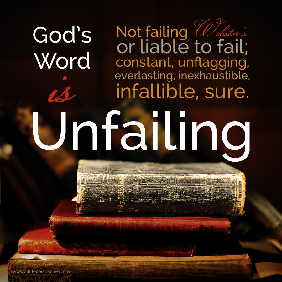 Image result for god's word is faihtful