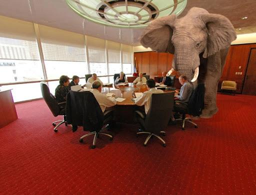 Stock Images: Free Images Elephant In The Room