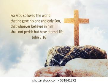 God so Loved the World Images, Stock Photos & Vectors | Shutterstock