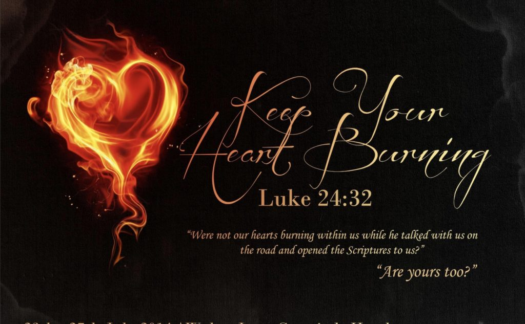 Fire in our Hearts | Free North Church
