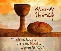 Maundy Thursday Pictures, Photos, Images, and Pics for Facebook, Tumblr,  Pinterest, and Twitter