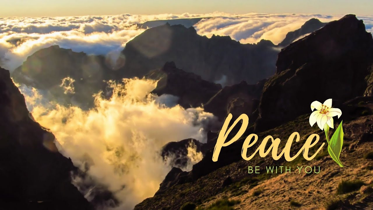 Peace Be With You -John 20:19-31 - YouTube