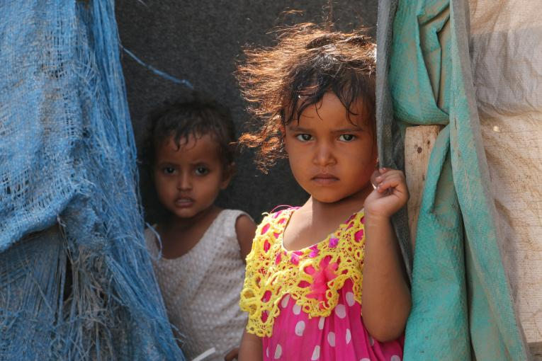 The brutal war on children in Yemen continues unabated Across Yemen, 1.2  million children face active conflict every day