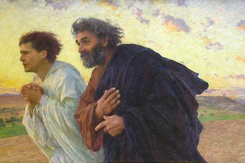 The Journey from Fear to Faith - A Homily for Easter Morning - Community in  Mission