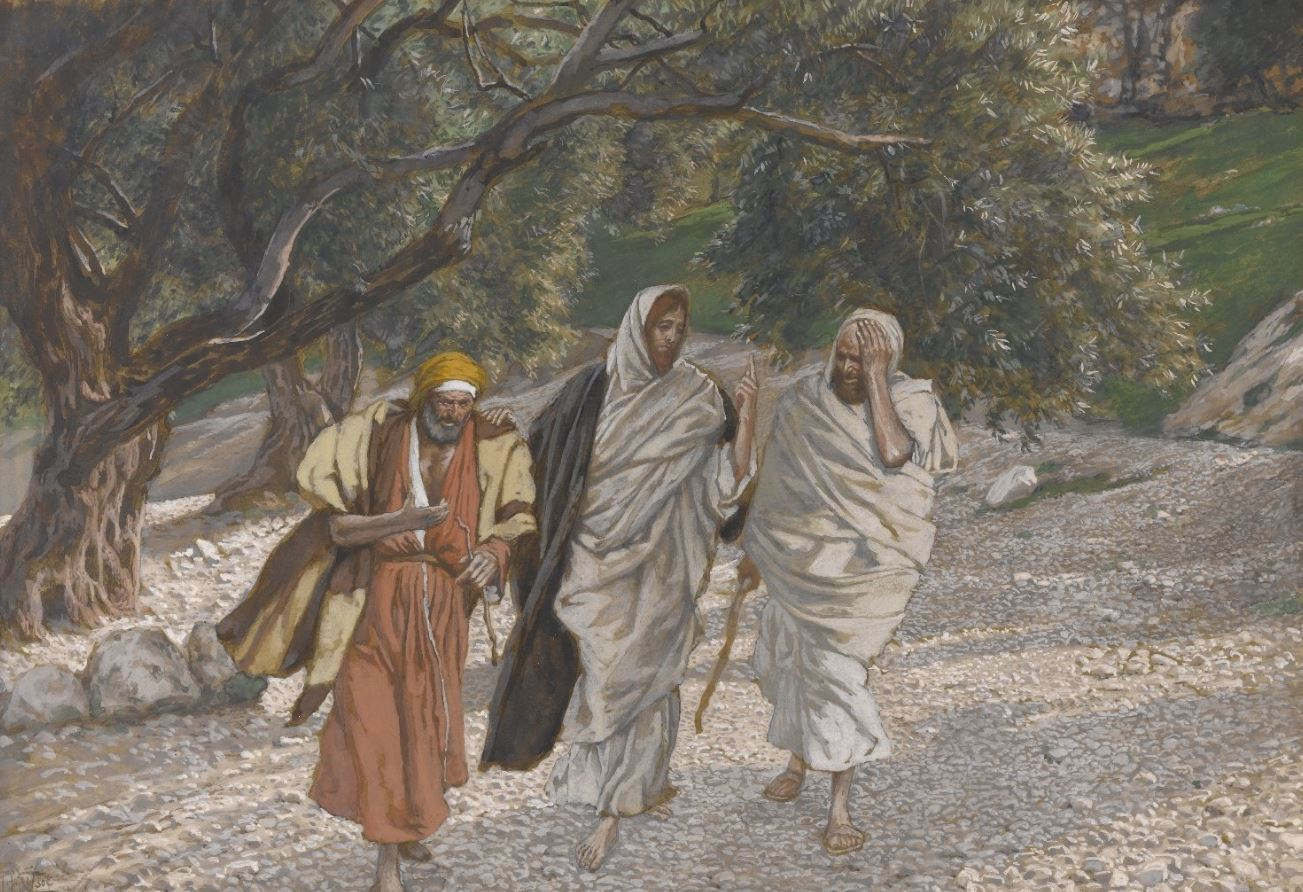 The Road to Emmaus | Turners Hill Free Church