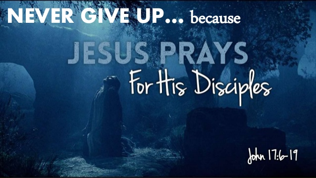 August 5 2018 - Sunday service message - Never Give up because Jesus …