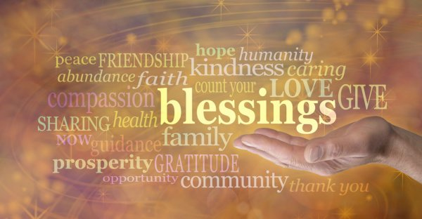 Count Your Blessings Word Cloud | Stock Images Page | Everypixel
