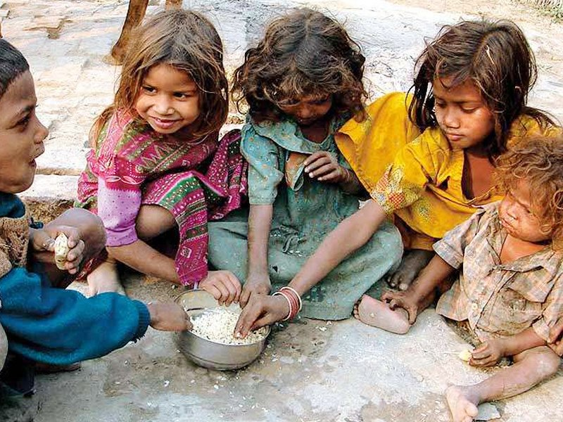 Even Though India's Granaries Are Overflowing, The Number Of Starving  People Is Shocking! | Youth Ki Awaaz