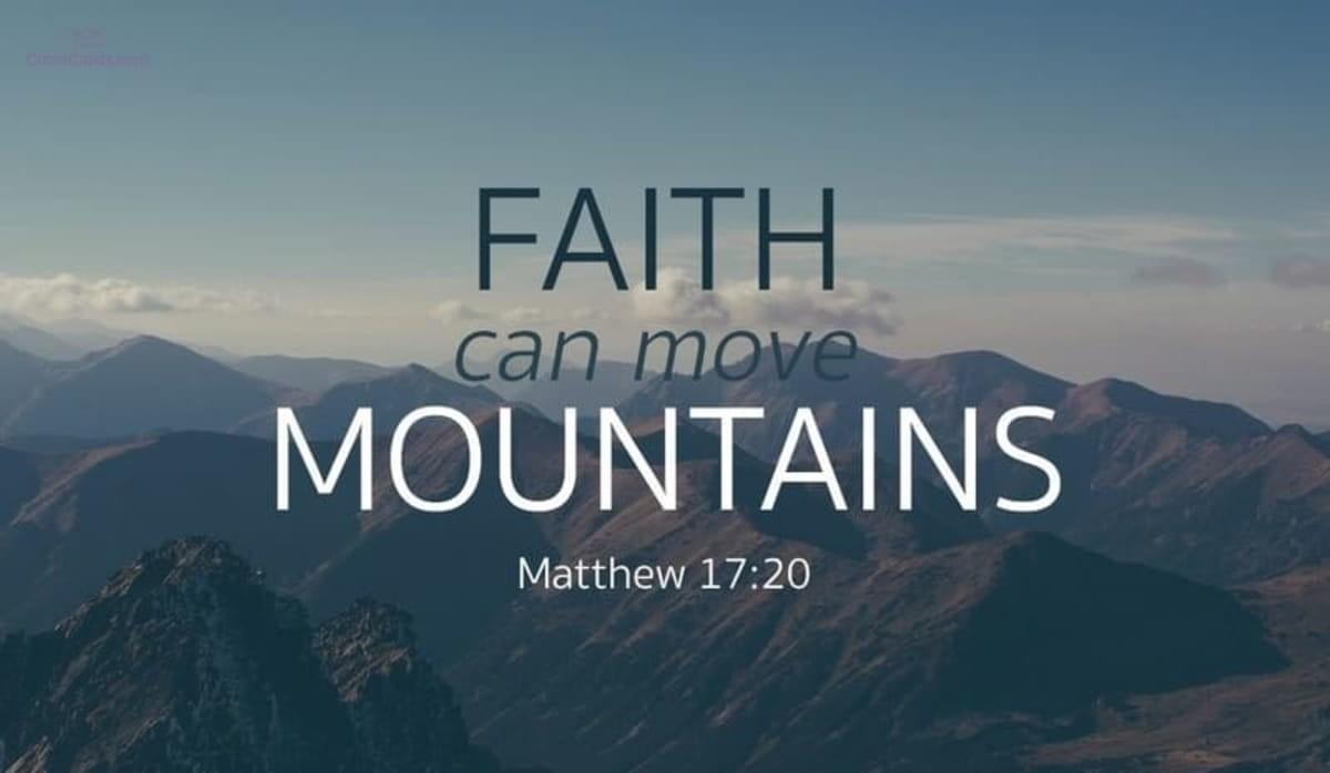 60+ Bible Verses About Faith When Life Gets Hard - Quotes from Scripture