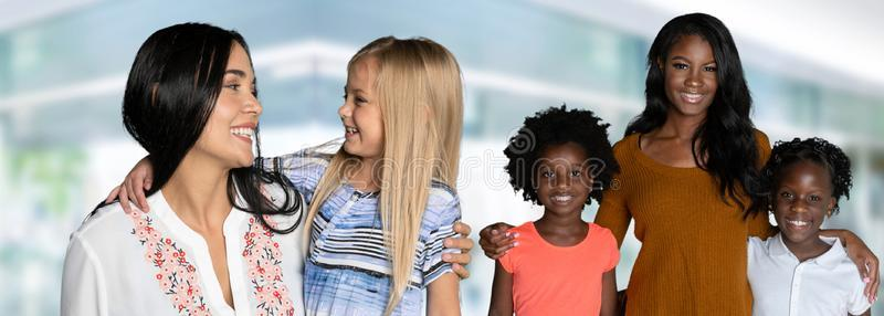 458 Diverse Families Photos - Free & Royalty-Free Stock Photos from  Dreamstime