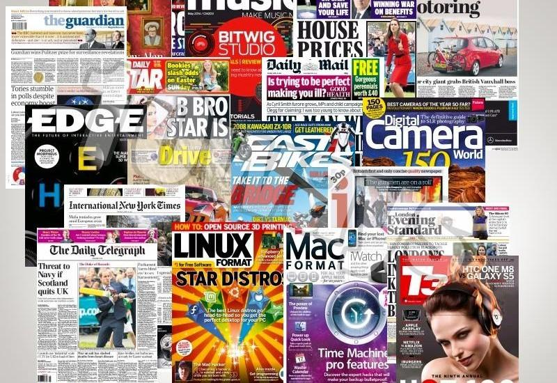 FREE access to over 5000 Newspapers/Magazines – 10ways.com – 10 ways to  have more money
