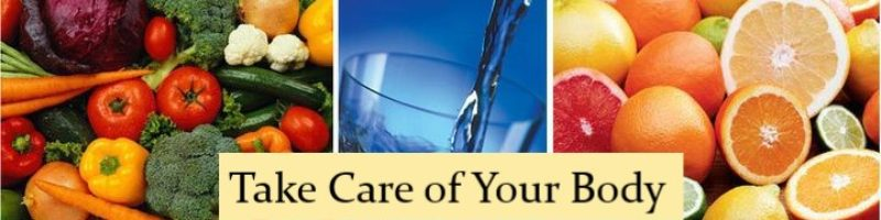 Take Care of Your Body – Oldtown Church
