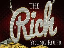 The Rich Young Ruler!